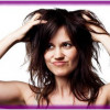 Get rid of dirty dandruff